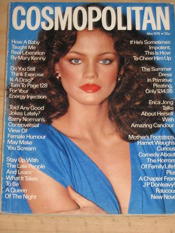 COSMOPOLITAN MAGAZINE MAY 1978 BACK ISSUE FOR SALE VINTAGE WOMENS PUBLICATION PURE NOSTALGIA ARCHIVE