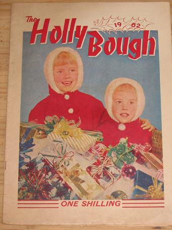 HOLLY BOUGH 1962 CHRISTIAN HERALD ANNUAL STORIES FEATURES VINTAGE PUBLICATION HISTORIC PUBLICATION F