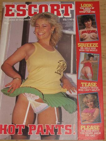 vintage vintage escort magazine