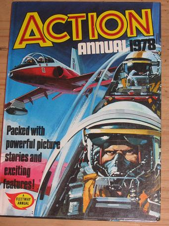 ACTION ANNUAL 1978 FOR SALE VINTAGE COLLECTABLE BOYS BOOK NOSTALGIA ARCHIVES CLASSIC IMAGES TWENTIET