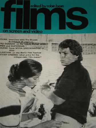 FILMS magazine, May 1981 issue for sale. ANNE ARCHER, RYAN O'NEAL. Original British publication from
