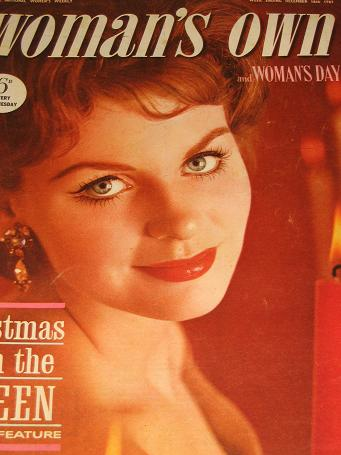 WOMANS OWN magazine, December 16 1961 issue for sale. NICHOLS, DICKENS, FICTION, FASHION, HOME. Clas