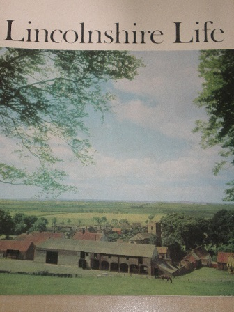 LINCOLNSHIRE LIFE magazine, May 1967 issue for sale. Original British publication from Tilley, Chest
