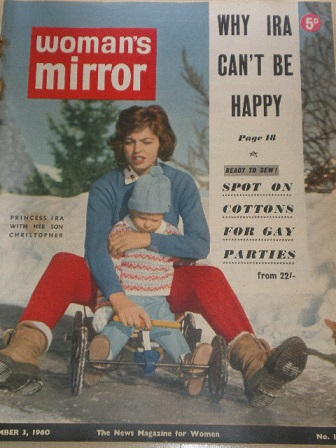 WOMANS MIRROR magazine, December 3 1960, Number 10 issue for sale. Original British publication from