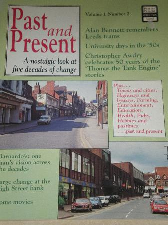 PAST AND PRESENT magazine, June 1993 issue for sale. Original British publication from Tilley, Chest