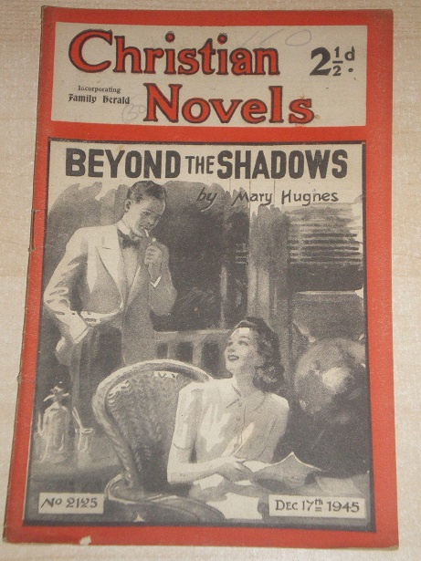 CHRISTIAN NOVELS, December 17 1945 issue for sale. MARY HUGHES, 2125. Original British publication f
