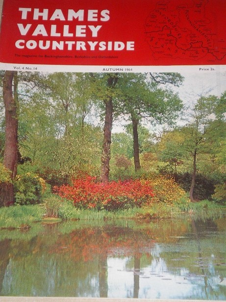 THAMES VALLEY COUNTRYSIDE magazine, Autumn 1964 issue for sale. BUCKINGHAMSHIRE, BERKSHIRE, OXFORDSH