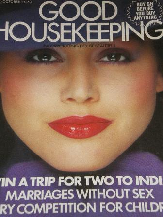 GOOD HOUSEKEEPING magazine, October 1979 issue for sale. DESIGN, HOME, FASHION, BEAUTY. Original gif