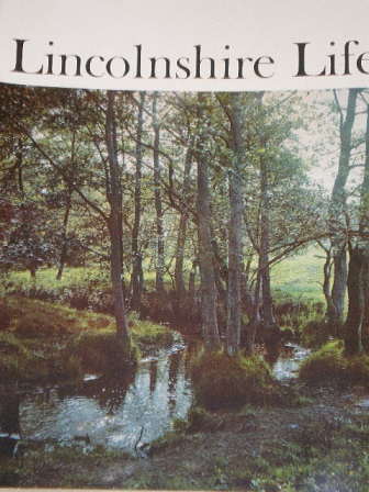 LINCOLNSHIRE LIFE magazine, June 1966 issue for sale. Original British publication from Tilley, Ches