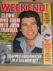 WEEKEND MAG FEB 14-20 1979 TRAVOLTA VINTAGE PUBLICATION FOR SALE PURE NOSTALGIA ARCHIVES CLASSIC IMA