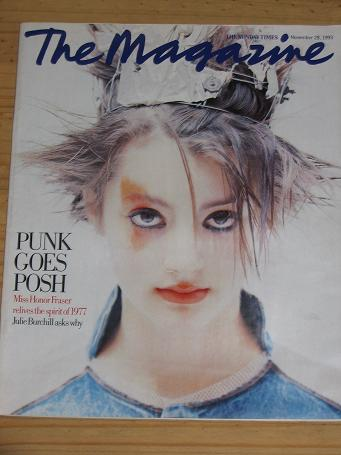 THE MAGAZINE NOV 28 1993 PUNK SCORCESE FRANKS VINTAGE PUBLICATION FOR SALE PURE NOSTALGIA ARCHIVES C