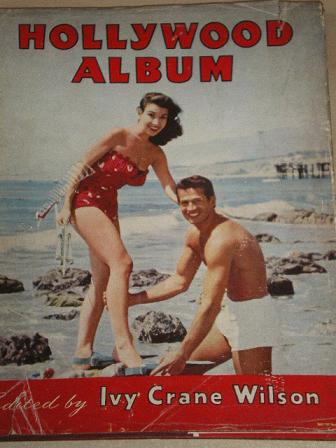The Tenth HOLLYWOOD ALBUM for sale. MARA CORDAY, GEORGE NADER. Original British MOVIE publication fr