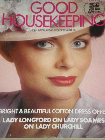 GOOD HOUSEKEEPING magazine, June 1979 issue for sale. DESIGN, HOME, FASHION, BEAUTY. Original gifts