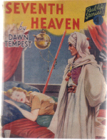 SEVENTH HEAVEN DAWN TEMPEST POPULAR FICTION REAL LIFE PULP SCARCE VINTAGE