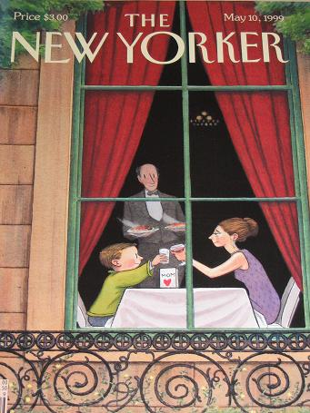 The NEW YORKER magazine, May 10 1999 issue for sale. BLISS. Classic images of the twentieth century.