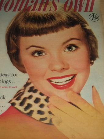 WOMANS OWN magazine, September 22 1955 issue for sale. FICTION, FASHION, HOME. Birthday gifts from T