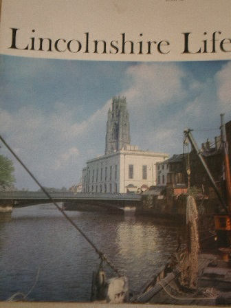 LINCOLNSHIRE LIFE magazine, August 1966 issue for sale. Original British publication from Tilley, Ch
